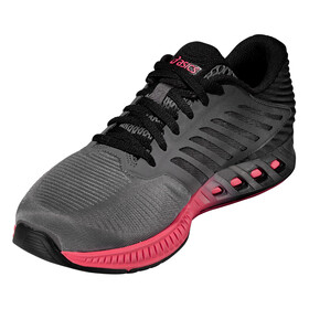 asics fuzeX Shoe Women titanium/azalea/black